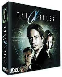 amazon com the x files board game game toys u0026 games