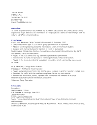 Teaching Resume Samples by Piano Teacher Resume Free Resume Example And Writing Download