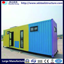 china light steel villa steel structure prefab house supplier