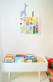 Clever Ways To Display Your Childs Books Handmade Charlotte - Shelf kids room