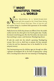 the origin of thanksgiving in america the most beautiful thing in the world jacquelyn greenblatt