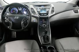 2014 hyundai elantra 2014 used hyundai elantra 4dr sedan manual sport at haims motors