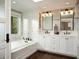 Recessed Lighting For Bathrooms by Oil Rubbed Bronze Cabinet Pulls Bathroom Traditional With Recessed