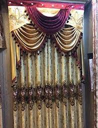 Grommet Top Valances 213 Best Swags Images On Pinterest Window Treatments Curtain