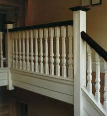 Replace Banister Replace Railing To Sunken Living Room With This Family Room