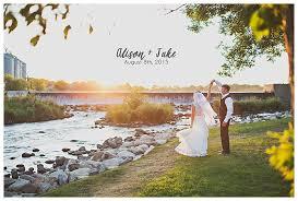 wedding photographers wi alison jake wisconsin wedding photographer shannon wucherer
