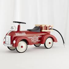 ride on firetruck the land of nod