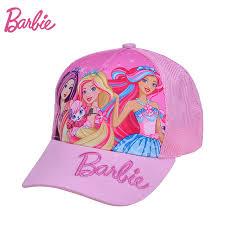 aliexpress buy barbie girls snap hats children