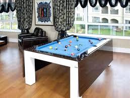 Ping Pong Pool Table Pool Ping Pong Dining Table Combo Pool Dining Table Combo Ireland