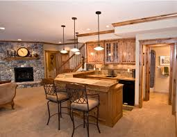 Country Kitchen Design Ideas by Modern Comforting Kitchen With Country Bar Themes My Home Design