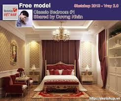 bed and living classic bedroom hoainiem jpg