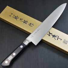Types Of Japanese Kitchen Knives Tojiro Japanese Chef Knives
