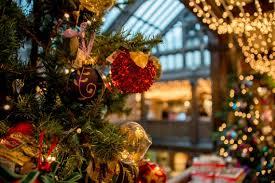 Cheap Christmas Decorations London by Christmas Extravaganza At Liberty Of London London Perfect