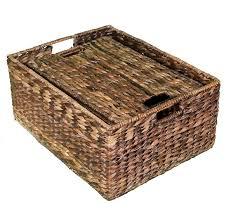 sofia sam abaca nesting baskets