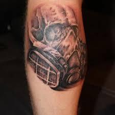 skeleton calf tattoos ideas designs chief