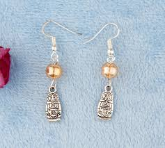 Top Gifts For Women 2016 Popular Russian Doll Earrings Buy Cheap Russian Doll Earrings Lots