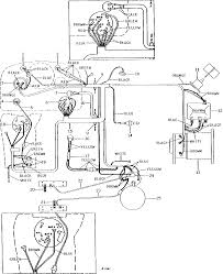 wiring diagram for 4020 john deere tractor the at starter