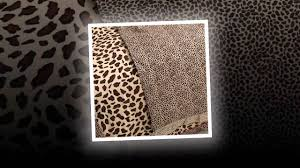 leopard print bedding cheetah print bedding wild and