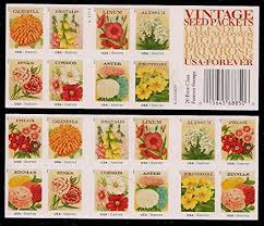 vintage seed packets vintage seed packets collectible us postage forever