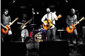 Rock Band Ottoman Vinyl Orange Ottoman Band In Rochester Ny Bandmix