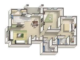 2 Bedroom Flat Floor Plan Uc Davis Student Housing The Lexington