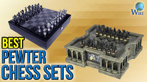 8 best pewter chess sets 2017 youtube
