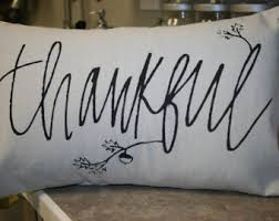 Thanksgiving Pillow Covers Thanksgiving Pillow Etsy