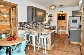 how to redo metal kitchen cabinets corrugated metal in kitchens design gallery designing idea