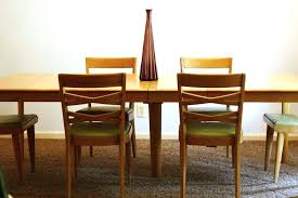 heywood wakefield butterfly dining table wakefield dining table dining gaming table chairs set cliff house