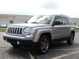 2015 jeep patriot pre owned 2015 jeep patriot high altitude 4d sport utility in oak