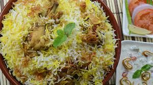 Biryani Decoration Chicken Biryani Hd In Hindi Youtube