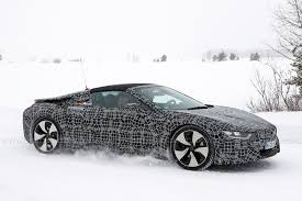 bmw i8 bmw i8 roadster it u0027s nearly ready by car magazine