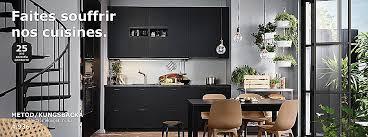 ikea cuisin ikea cuisine sans poignée beautiful placard ikea sur mesure