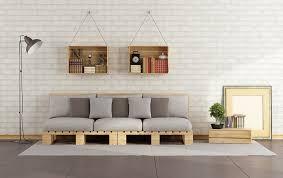 fabrication canapé en palette fabriquer un meuble en palette