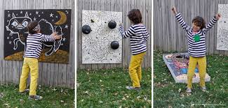 backyard halloween games outdoor furniture design and ideas
