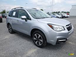 subaru forester 2018 colors 2018 ice silver metallic subaru forester 2 5i premium 122153802