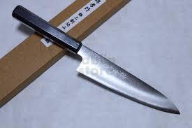 japanese style kitchen knives sakai takayuki ginsan ebony wood handle japanese knife silver 3