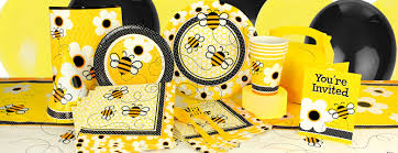 bumblebee party supplies busy bees party supplies party delights