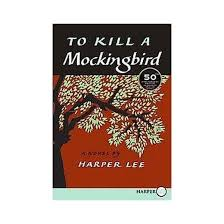 lord of the rings 50th anniversary edition to kill a mockingbird 50th anniversary edition large print