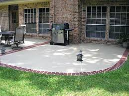 concrete ideas for backyard pin by erin leith bailey on patio and