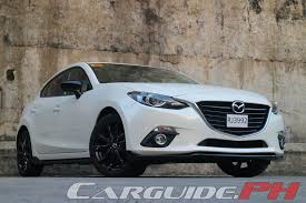 mazda is made in what country review 2015 mazda3 speed philippine car news car reviews