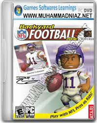 Backyard Football Ps2 by Muhammad Niaz Games