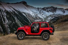 jeep cherokee off road tires 2018 jeep wrangler jl revealed in official photos off road com blog