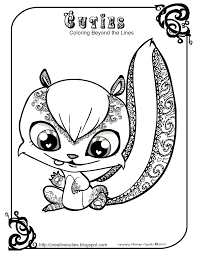 creative cuties these are the cutest coloring pages ever