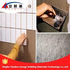polymer modified cement based waterproof bathroom floor tile
