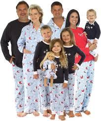 family matching winter snowman pajamas me