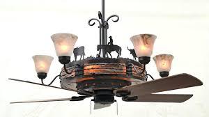 Western Ceiling Fans With Lights Western Ceiling Fans Ceiling Fan Design Cowboy Ornamental Artistic