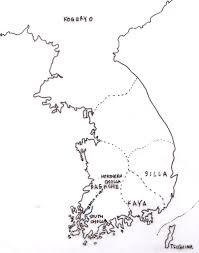 did keyhole shaped tombs originate in the korean peninsula