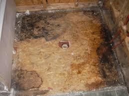 shower pan testing protocol internachi inspection forum