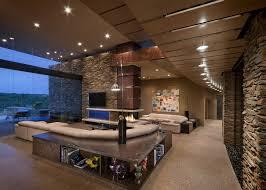 beautiful modern homes interior of architecture beautiful modern house in desert